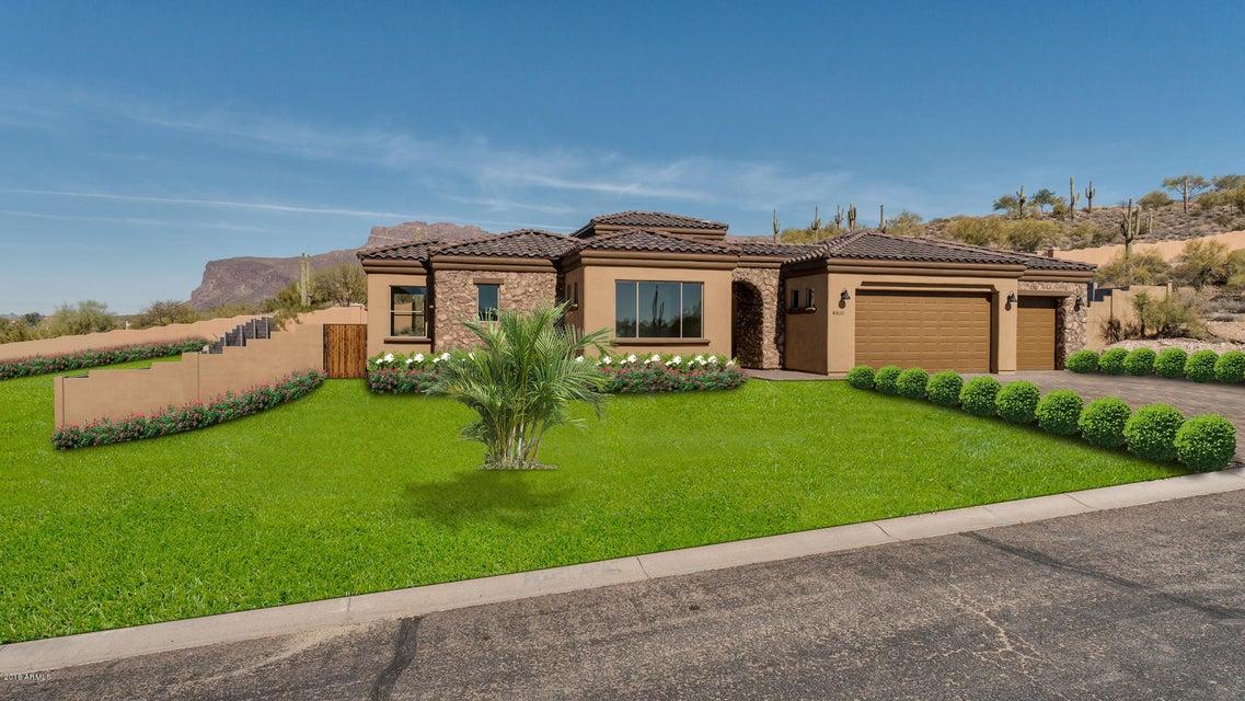 MLS 5724243 8810 E CANYON VISTA Drive, Gold Canyon, AZ Gold Canyon AZ Golf Newly Built