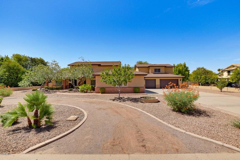 MLS 5798319 2405 W LAREDO Street, Chandler, AZ 85224 Horse Property