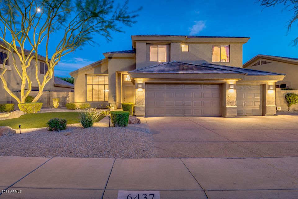 Photo of 6437 E MARILYN Road, Scottsdale, AZ 85254