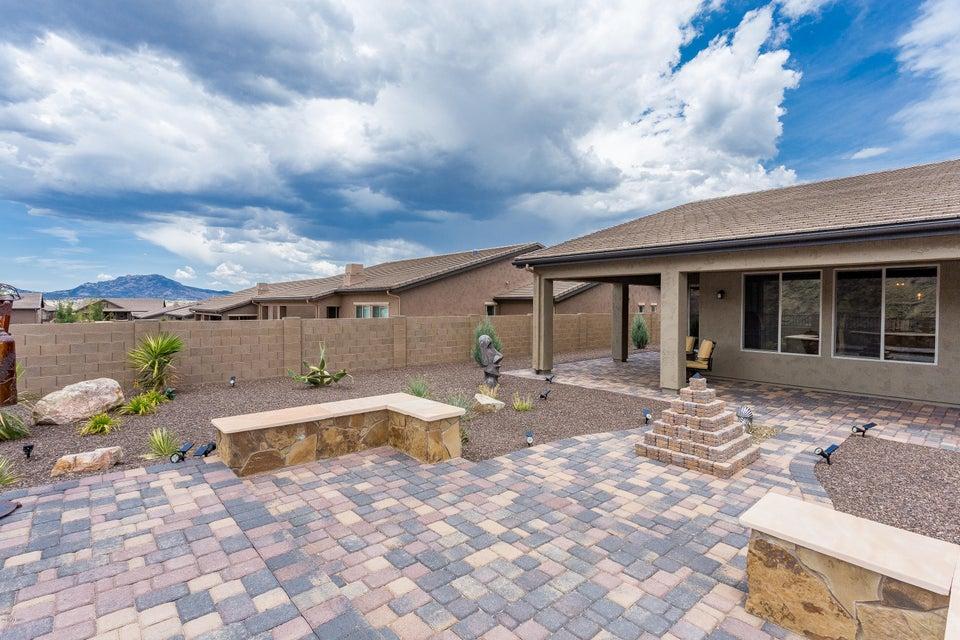 MLS 5798627 5237 Vista Overlook Trail, Prescott, AZ Prescott AZ Newly Built