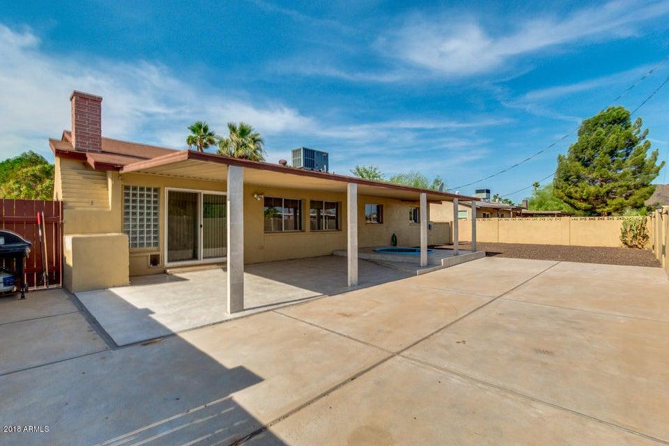 MLS 5799679 2848 E TURQUOISE Drive, Phoenix, AZ 85028 Phoenix AZ Paradise Valley Oasis