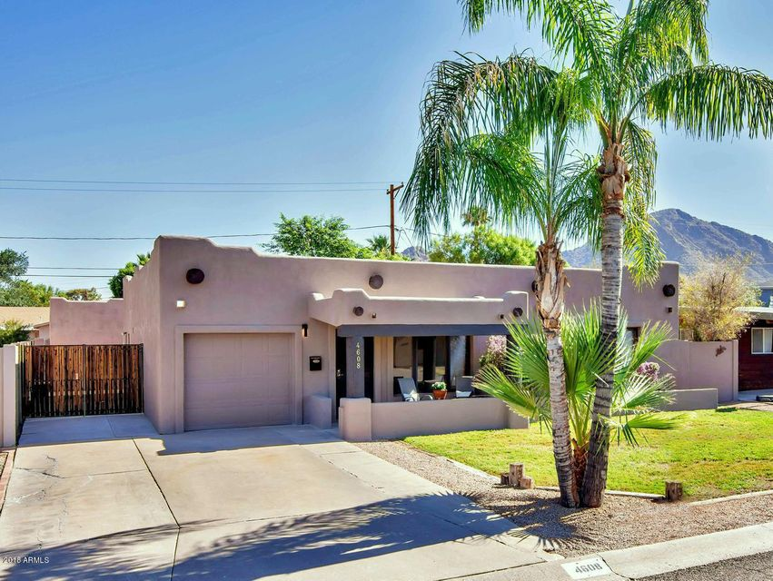 Photo of 4608 E DEVONSHIRE Avenue, Phoenix, AZ 85018