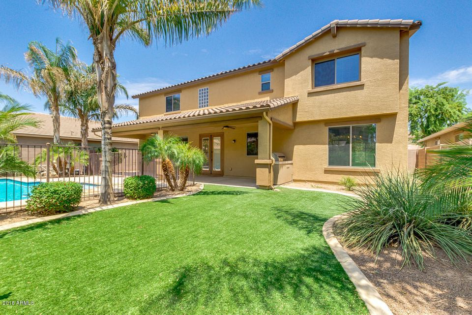 MLS 5800598 2493 E NARROWLEAF Drive, Gilbert, AZ 85298 Gilbert AZ Freeman Farms