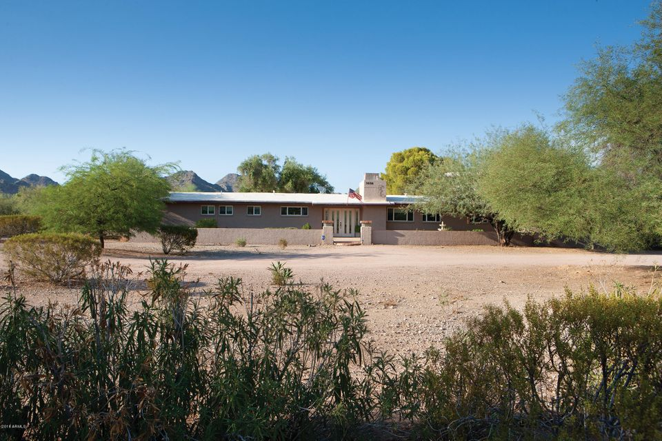 MLS 5805512 3656 E Stanford Drive, Paradise Valley, AZ Paradise Valley AZ Equestrian