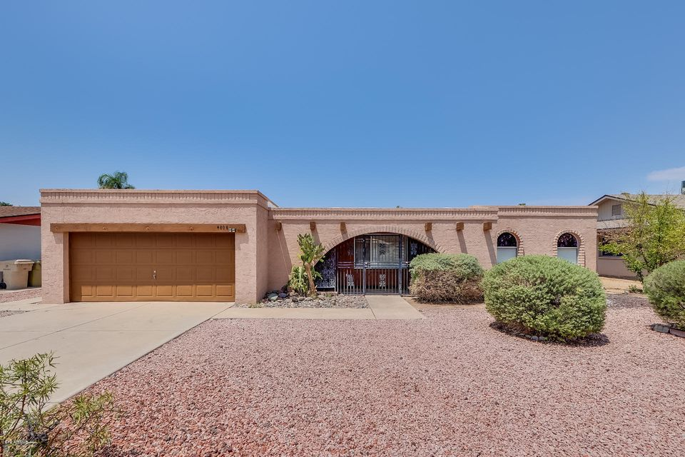 Photo of 4808 W EL CAMINITO Drive, Glendale, AZ 85302