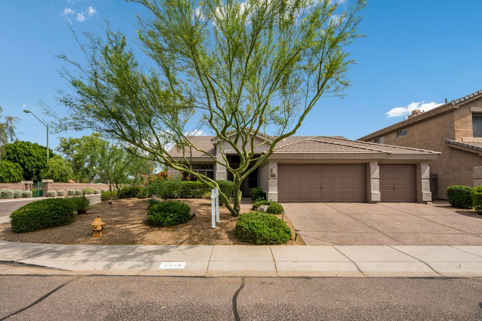 Photo of 6408 E MARILYN Road, Scottsdale, AZ 85254