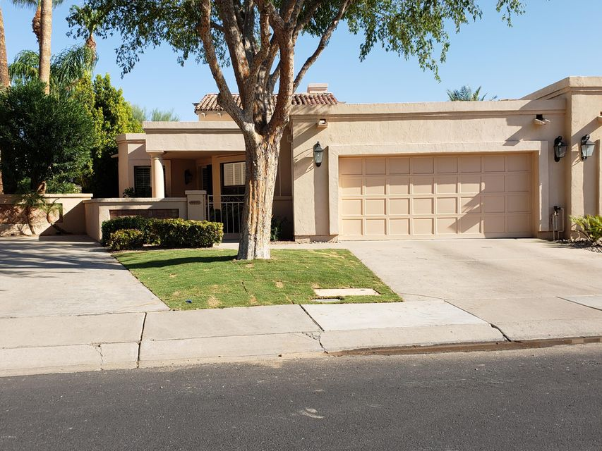 10083 E TURQUOISE Avenue, Scottsdale Ranch in Maricopa County, AZ 85258 Home for Sale