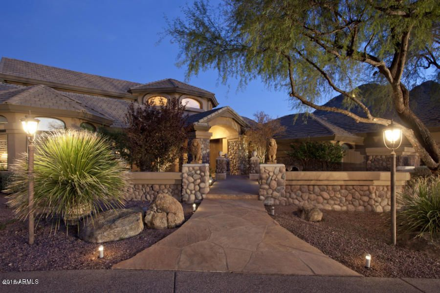 Photo of 22431 N VIOLETTA Drive, Scottsdale, AZ 85255