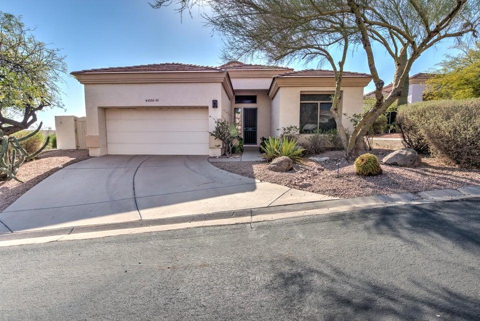 Photo of 6334 E VIEWMONT Drive #43, Mesa, AZ 85215