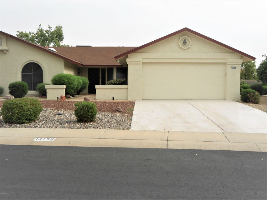 MLS 5805605 14158 W WHITE ROCK Drive, Sun City West, AZ Sun City West AZ Condo or Townhome