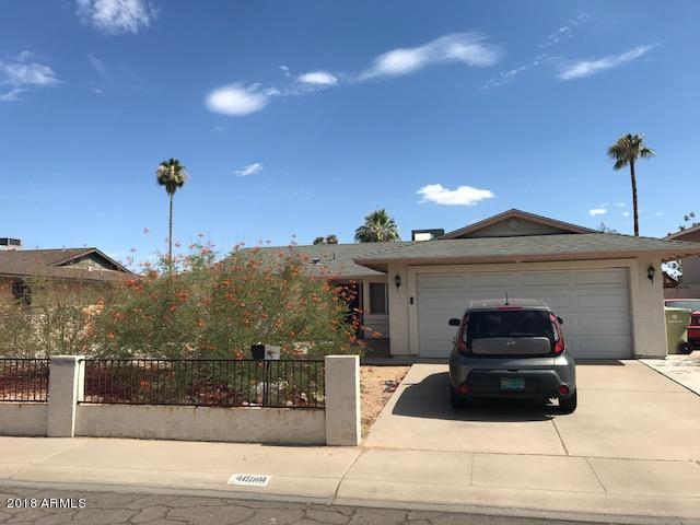 Photo of 4609 W RANCHO Drive, Glendale, AZ 85301