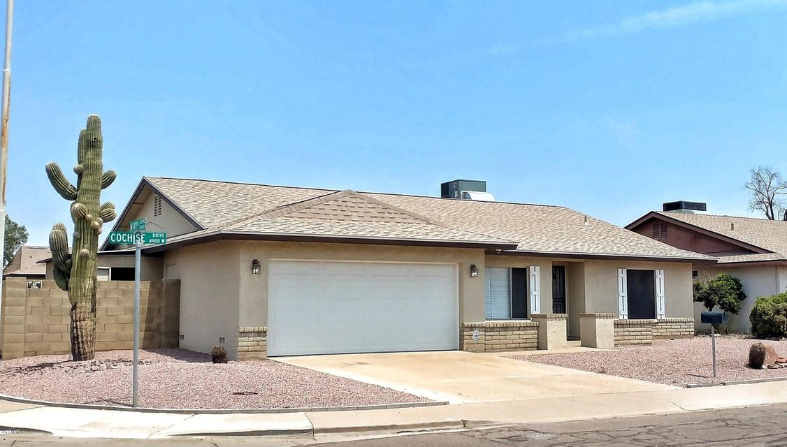 Photo of 4858 W Cochise Drive, Glendale, AZ 85302