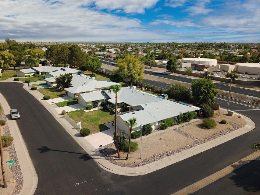 MLS 5805756 12851 W PEACH BLOSSOM Drive, Sun City West, AZ Sun City West AZ Condo or Townhome