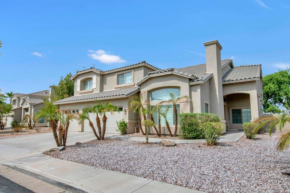 Photo of 4220 S KERBY Way, Chandler, AZ 85249
