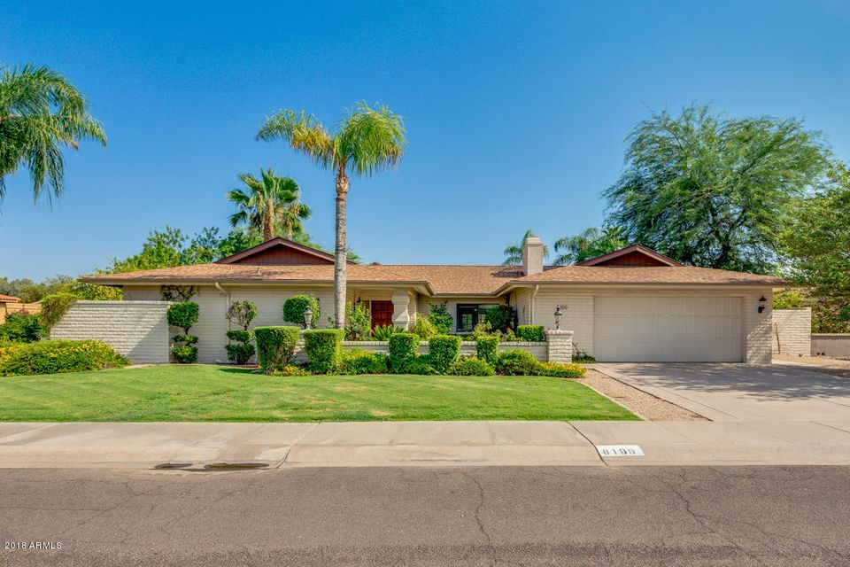 Photo of 8199 E DEL PLOMO Drive, Scottsdale, AZ 85258