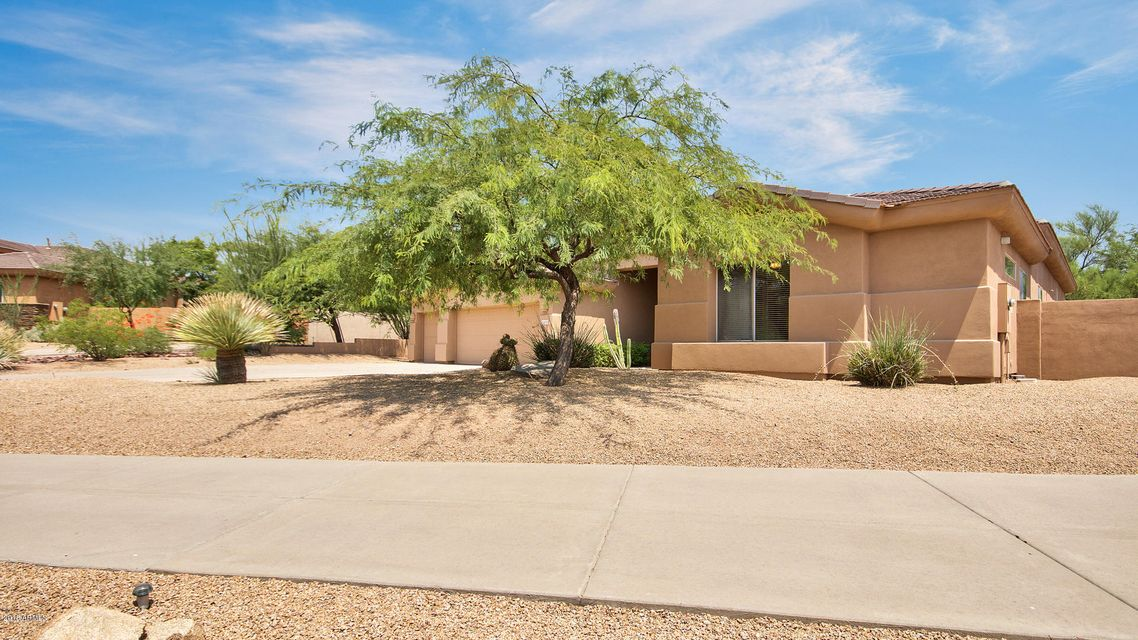 Photo of 11470 E GAMBLE Lane, Scottsdale, AZ 85262