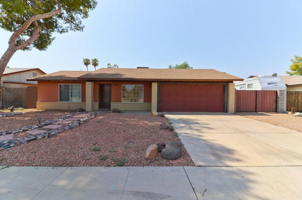 MLS 5801817 5425 W SUNNYSIDE Drive, Glendale, AZ Glendale AZ Scenic