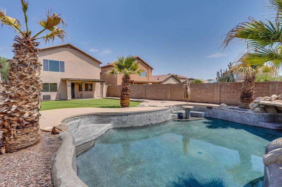 MLS 5807250 41807 W HILLMAN Drive, Maricopa, AZ Maricopa AZ Private Pool