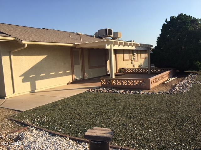 MLS 5807074 15408 N CHESTNUT Drive, Sun City, AZ 85351 Sun City AZ Short Sale