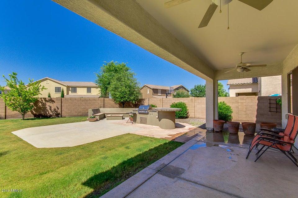 MLS 5807169 2894 E JANELLE Way, Gilbert, AZ 85298 Shamrock Estates