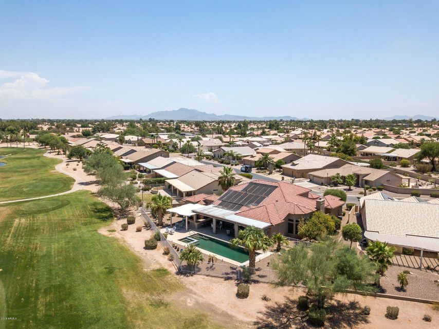 MLS 5808759 10204 E ARROWVALE Drive, Sun Lakes, AZ 85248 Sun Lakes AZ Tennis Court