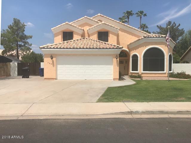 MLS 5795261 720 S GLENVIEW --, Mesa, AZ 85204
