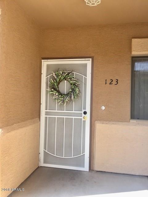 MLS 5807771 537 S DELAWARE Drive Unit 123, Apache Junction, AZ Apache Junction AZ Condo or Townhome
