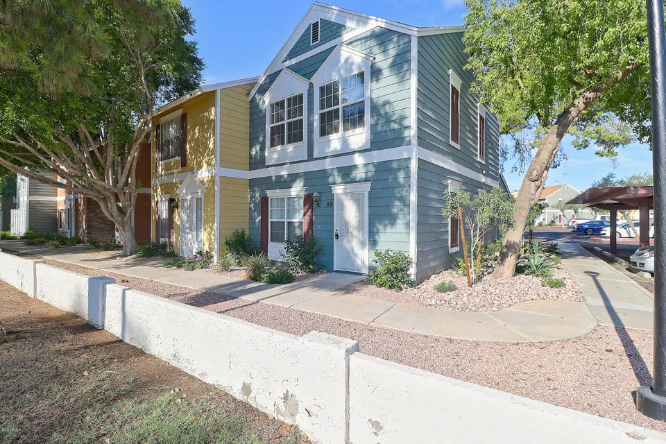 Photo of 1970 N HARTFORD Street #55, Chandler, AZ 85225