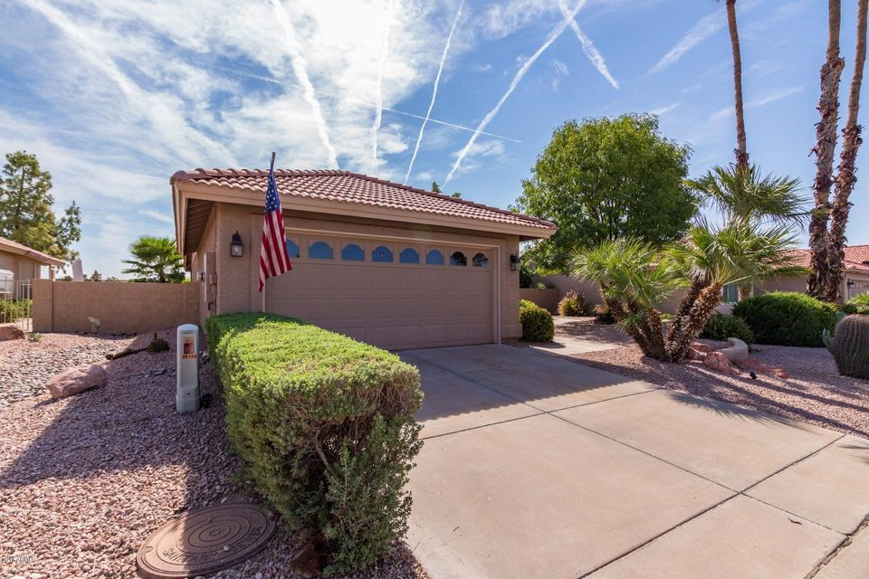 MLS 5808714 25633 S FLAME TREE Drive, Sun Lakes, AZ Sun Lakes AZ Golf Gated