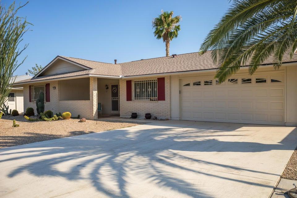 MLS 5788384 10307 W CHARTER OAK Drive, Sun City, AZ Sun City AZ Private Pool