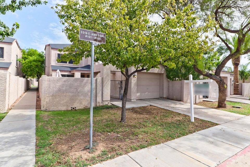Photo of 3316 E Aire Libre Avenue #101, Phoenix, AZ 85032
