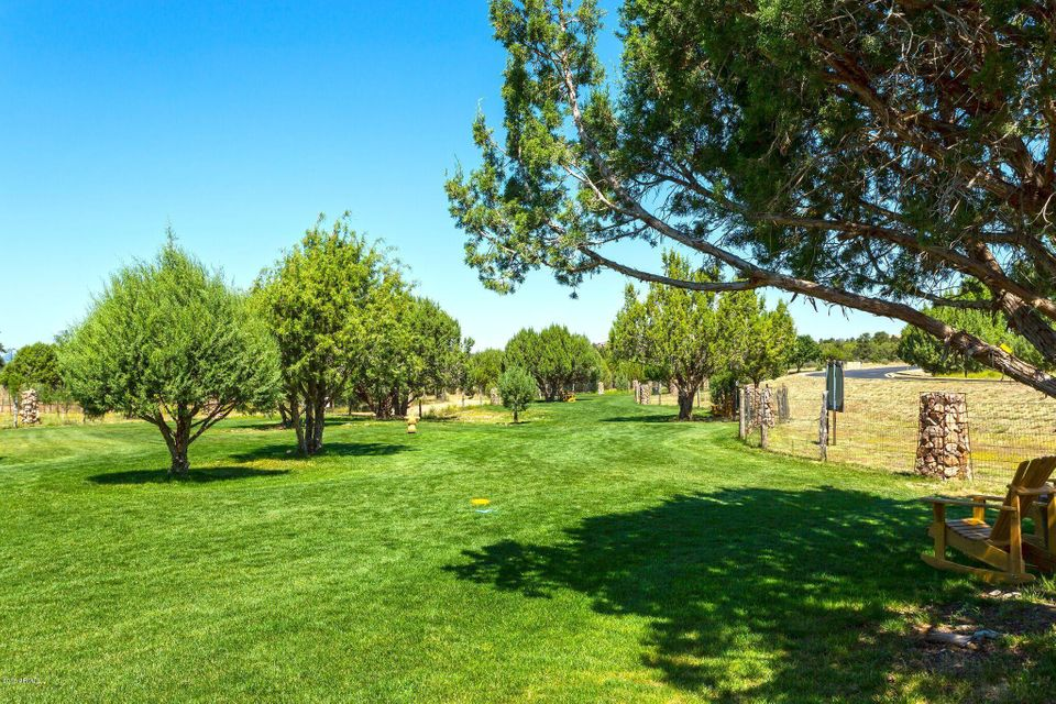 MLS 5809374 5760 W Johnny Mullins Drive, Prescott, AZ Prescott AZ Golf