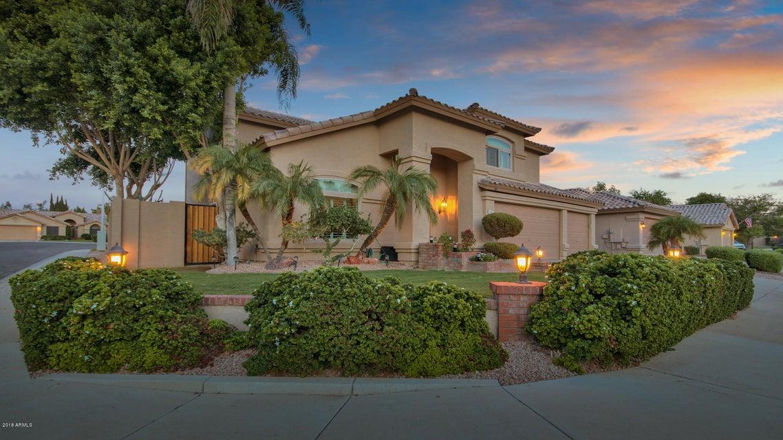 Photo of 1382 W HONEYSUCKLE Lane, Chandler, AZ 85248
