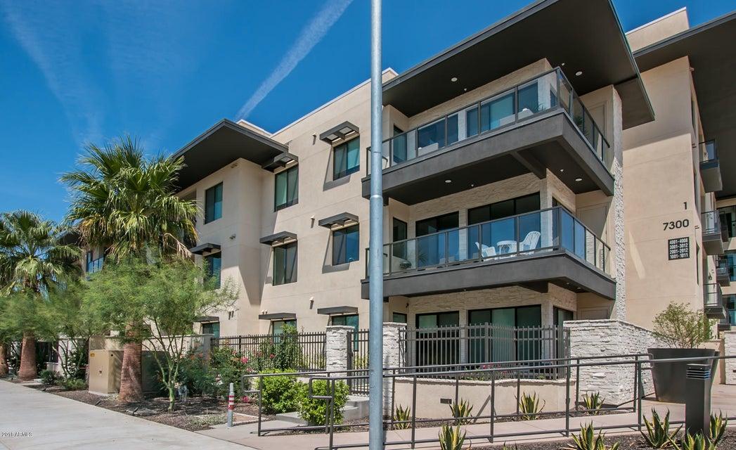 MLS 5810759 7300 E EARLL Drive Unit 3010, Scottsdale, AZ 85251 Scottsdale AZ Gated