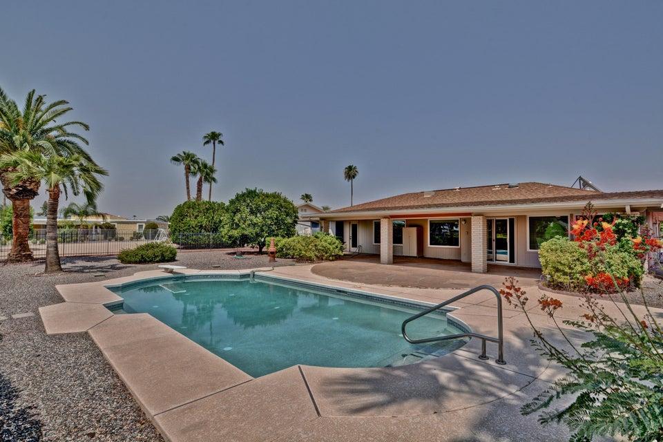 MLS 5810823 9725 W BRIARWOOD Circle, Sun City, AZ 85351