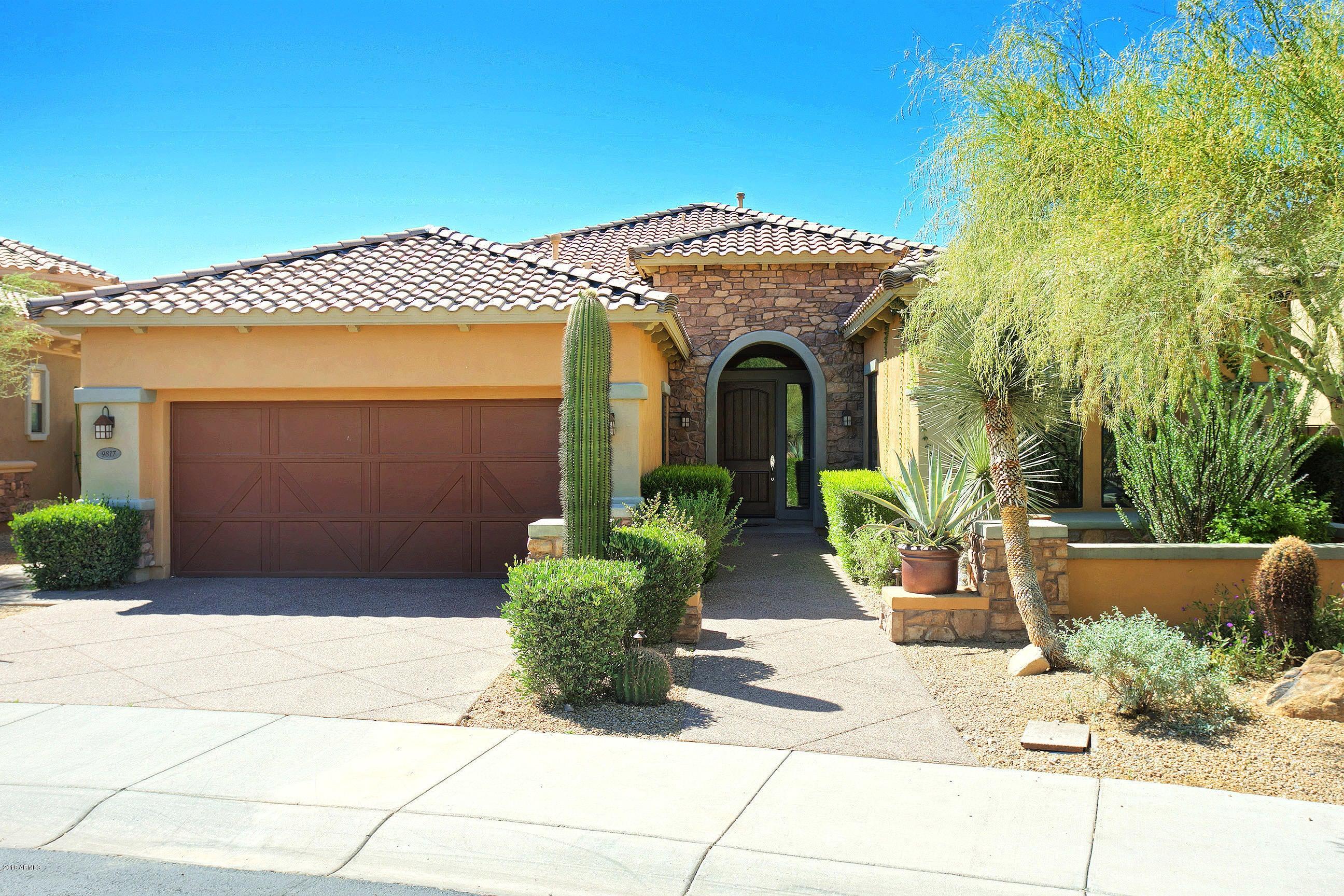 MLS 5811019 9817 E EDGESTONE Drive, Scottsdale, AZ 85255 Scottsdale AZ Gated