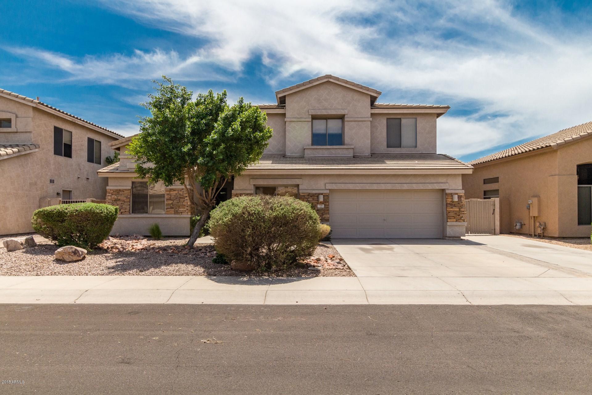 Photo of 731 W INDIGO Drive, Chandler, AZ 85248