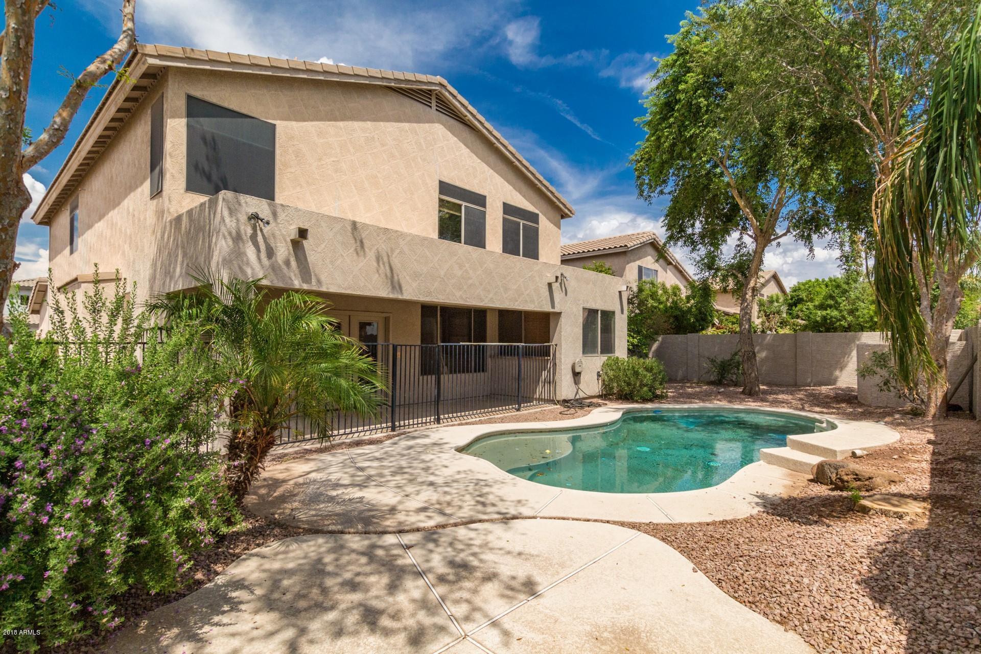MLS 5811555 731 W INDIGO Drive, Chandler, AZ 85248 Chandler AZ Fox Crossing