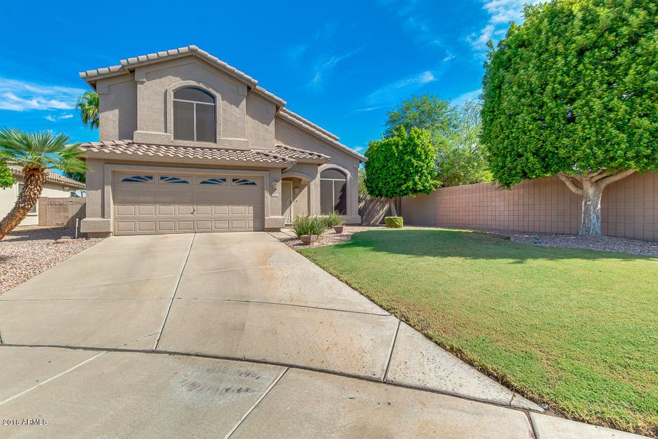 Photo of 6652 W FIREBIRD Drive, Glendale, AZ 85308