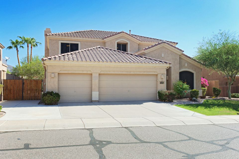 Photo of 1614 W AMBERWOOD Drive, Phoenix, AZ 85045