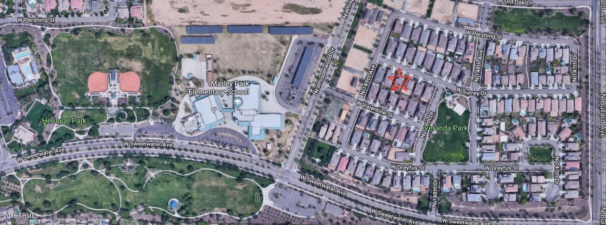 MLS 5812676 14875 W SURREY Drive, Surprise, AZ 85379 Surprise AZ Marley Park