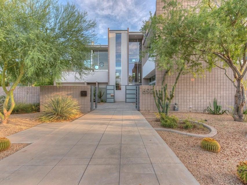 MLS 5821159 6921 E 1ST Street, Scottsdale, AZ 85251 Scottsdale AZ Three Bedroom