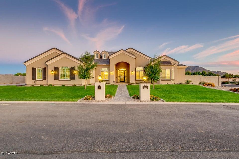 Photo of 3671 E LA COSTA Court, Queen Creek, AZ 85142