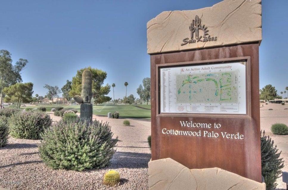 MLS 5815379 10935 E REGAL Drive, Sun Lakes, AZ 85248 Sun Lakes AZ Palo Verde