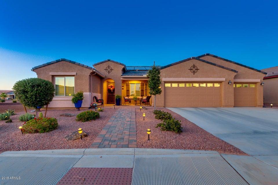 Photo of 41696 W SNOW BIRD Lane, Maricopa, AZ 85138