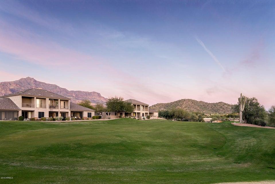 MLS 5814666 5285 S OVERLOOK Trail, Gold Canyon, AZ Gold Canyon AZ Condo or Townhome