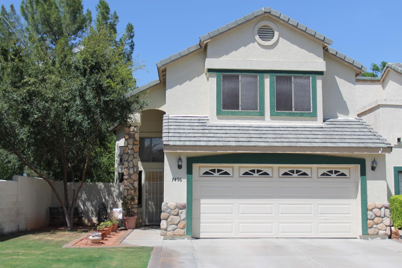 MLS 5814419 7496 W DENARO Drive, Glendale, AZ Glendale AZ Golf