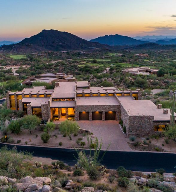 10092 E BOULDER BEND Road, Desert Mountain, Arizona