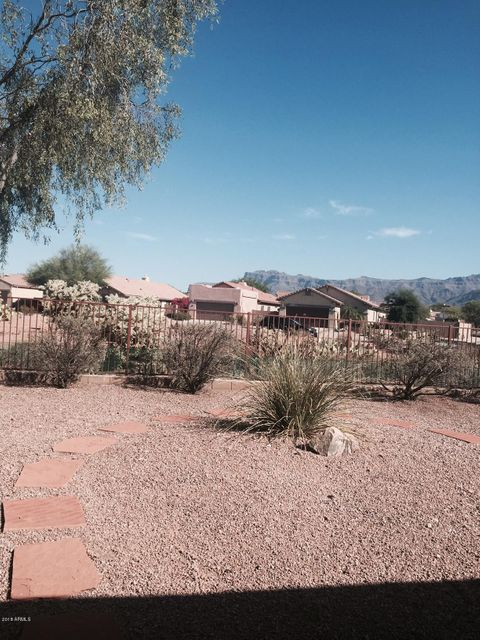 MLS 5819818 10460 E Trailhead Court, Gold Canyon, AZ 85118 Gold Canyon AZ Peralta Trails