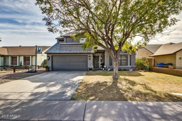 Photo of 3407 W MONONA Drive, Phoenix, AZ 85027